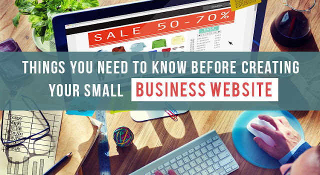 What are the things you should know before creating a website